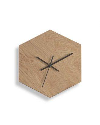 Drewniany Zegar ścienny Do Przedpokoju Plantwear Home