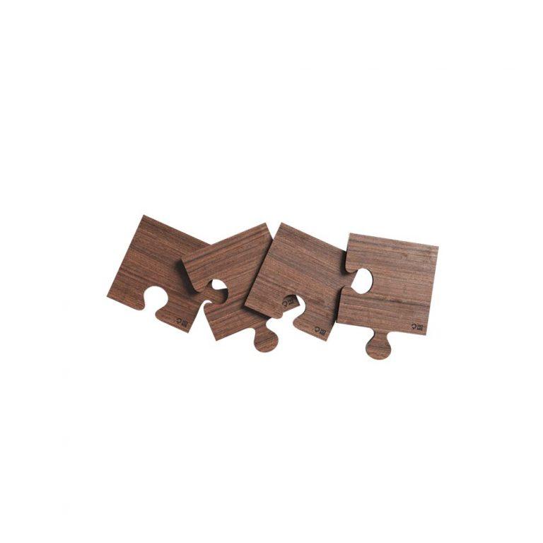 Podkładki drewniane puzzle_orzech_002_Post